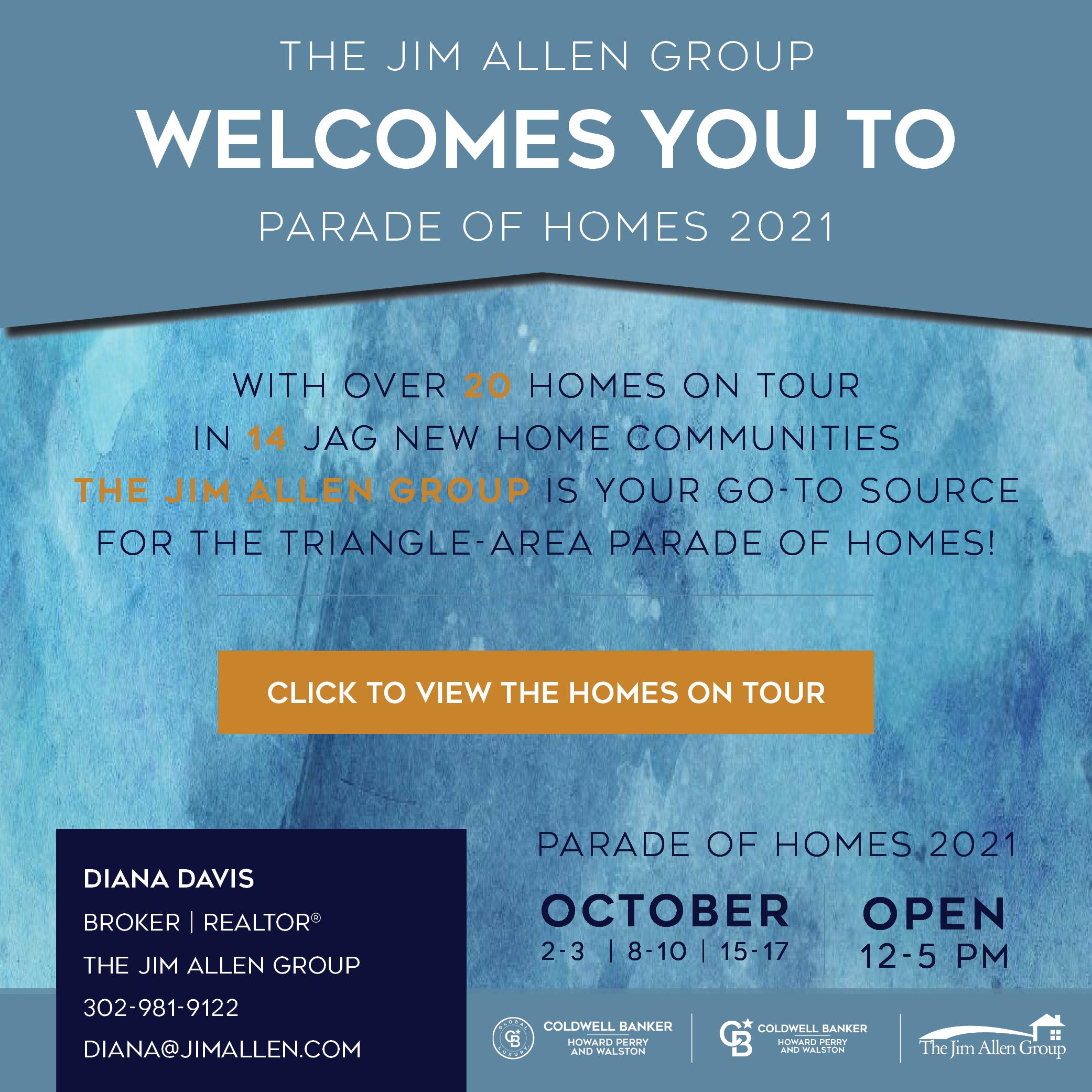 Diana Davis   Parade of Homes 2021   The Jim Allen Group